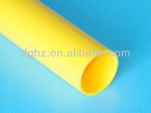 Trade Assurance Supplier rigid yellow PVC pipe