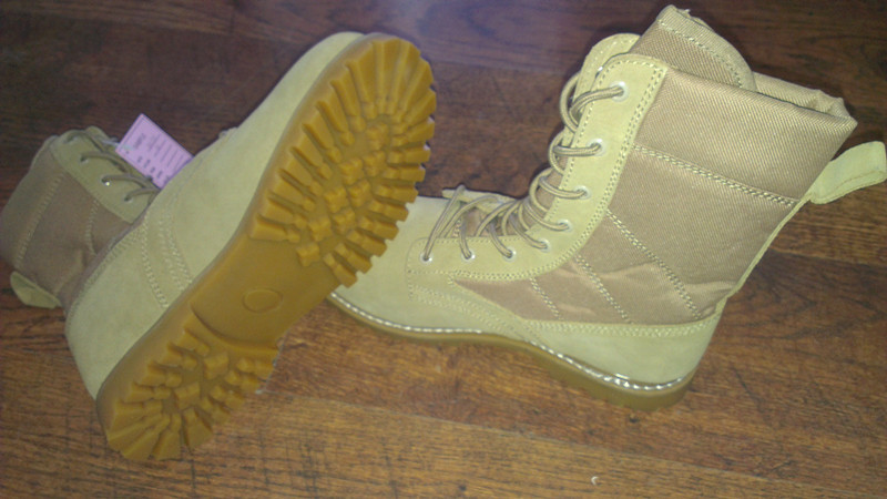cheap army winter desert camo boots