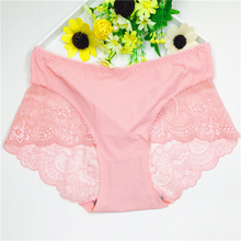 sexy women lace briefs transparent underwear panty lingerie for teen girls