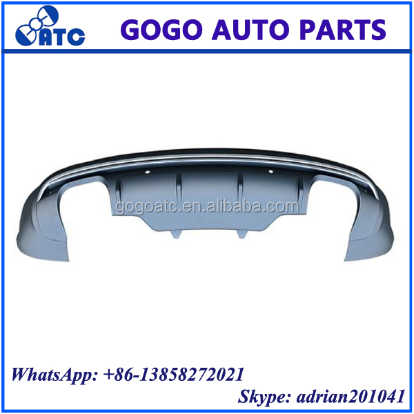 REAR DIFFUSER FOR AUDI Q5 SQ5 2009-2016