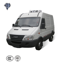 1.5 ton to 5 ton New Foton mini Refrigerated Truck Freezer van model