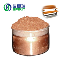 Rich gold pigment metal pure copper powder use Wood coatings