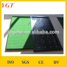 YGTA40 your own designed golf practice mat