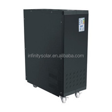 10KW Solar Panel Inverter Mobile Power with Automatic Voltage Regulation and Dual Voltmeter Power Inverter Manufacturer