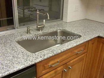 Grey White Granite G603 Pre Cut Kitchen Countertops Buy Kitchen Countertops Pre Cut Kitchen