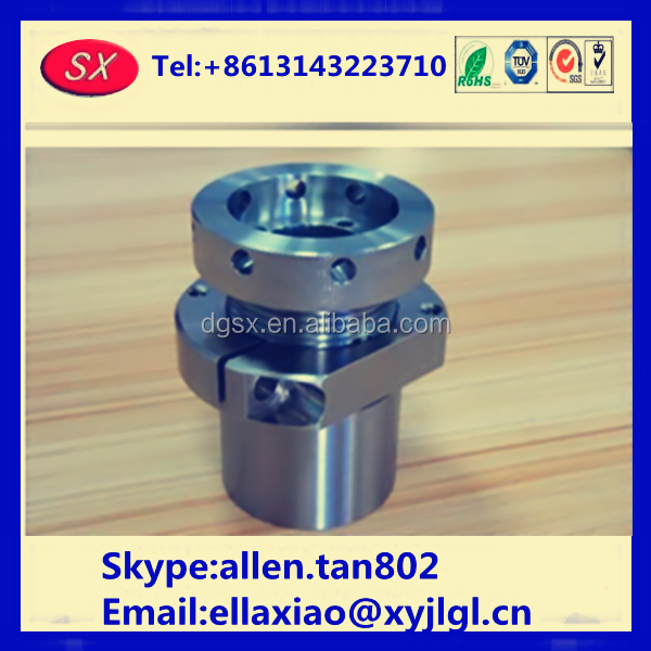 customized stainless steel cnc router part for automotive /motorcycle/ car parts in dongguan china factory