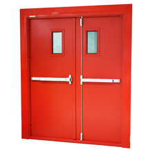 FM Listed Steel Marine Fire Rated Fireproof Fire Door
