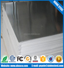 3mm stainless steel sheet weight