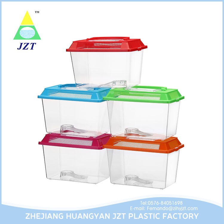 Clear portable plastic plastic fish tank wholesale