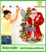 Christmas sales promotion advertise poster wholesale in zhejiang yiwu