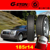 185r14 China car tyre for auto with new design