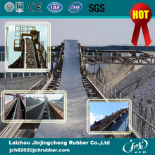 Rubber Conveyor Belt Used For Wharf,Steel Plant,Mining,Grain,Sand,Gravel,Recycling,Stone Crusher Plant Field
