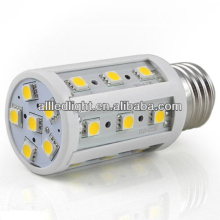 2014 hot selling E27 230V 8w 44smd 5050 LED corn light