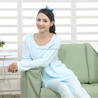 comfortable soft material plus size cheap sexy sleepwear AK070