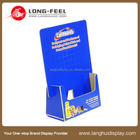 cardboard merchandisers display Free sample China supplier new product cardboard POS display stand