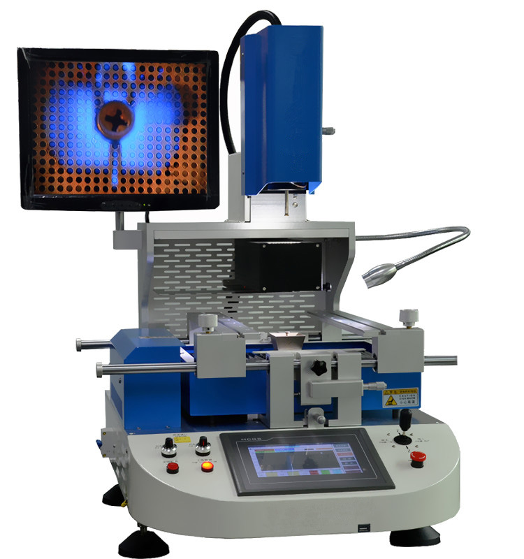 WDS-620 Atomatic Infrared BGA Welding Rework Station for Laptop \ Phone Motherboard Repair Machine