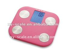 Mini size Big LCD Digital Body Fat Scale