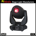 2017 Higt power Christmas 150w or 200w full color Led Moving Head spot lighting