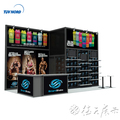 Detian Offer 10x20ft exhibition stall design trade fair stand