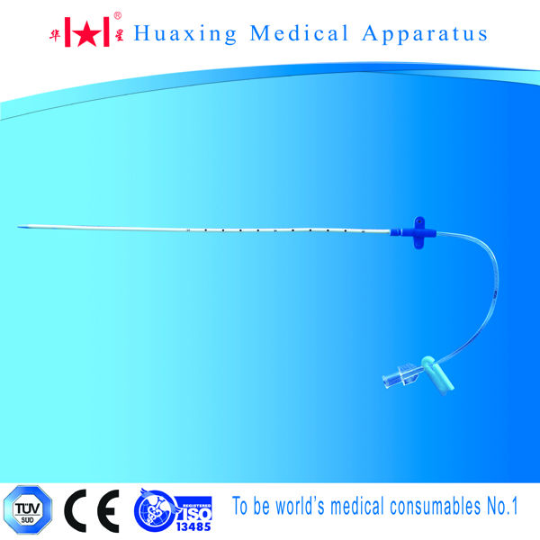 Disposable sterile Central Venous catheter