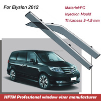 For Elysion 2012 auto paint 900 car models Available top quality window visor