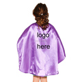 Fancy customized single layer superhero cape wholesale cape