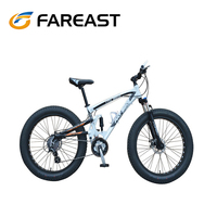 2018 Fat Tyre Mountain Bike, Hot Sell Bicycle, Aluminum Alloy Frame Factory wholesale