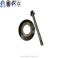high priecision hypoid bevel gear bevel gearbox for agricultural machinery made in China