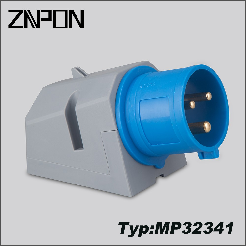 MP32341 32A MP32341 32A 240V surface mounted industrial power plug