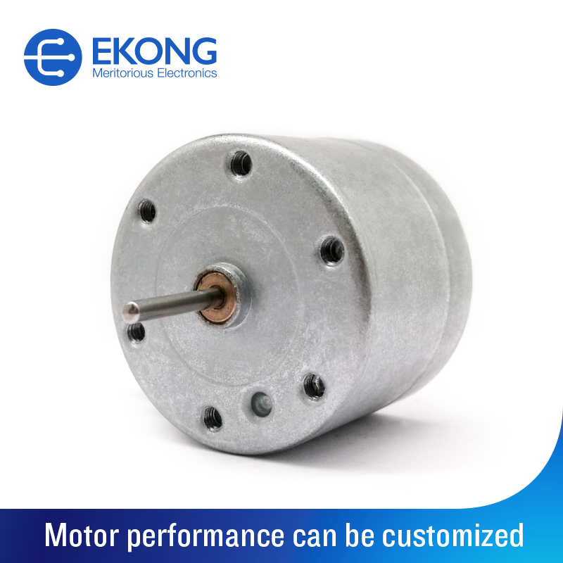 Good quality 12V DC motor with Gearbox / Metal brush motor