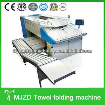home laundry folding machine