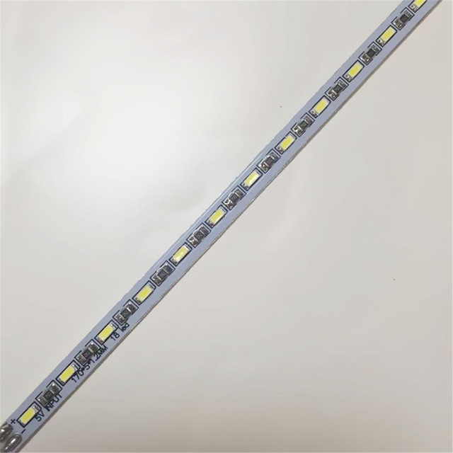 5v 18leds 3014 jewelry window display case led lights strips