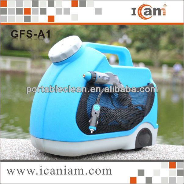 GFS-A1-professional car care products with 15L water tank