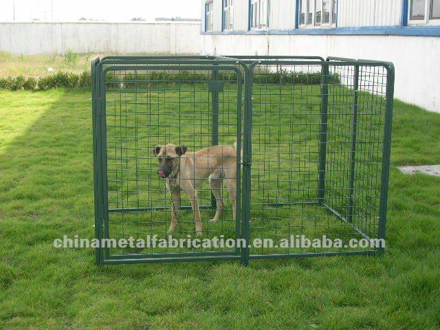 Portable stainless steel small animals cage