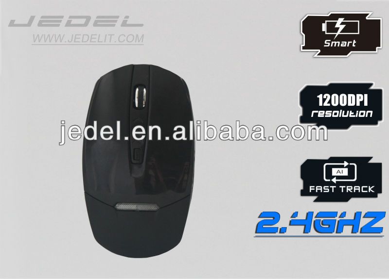 MW15 wireless mouse with laser pointer