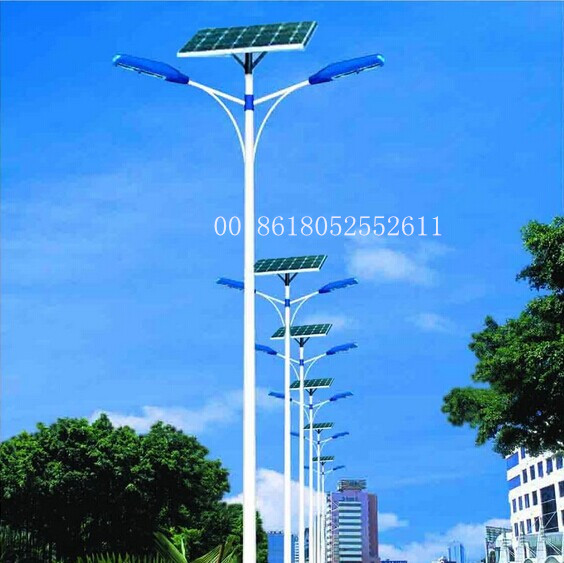 HOT Sell LED street light with solar power out door light all in one solar light