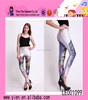 Wholesale hot personality Printed Stretch Pants Casual Slimming Ladies Sexy Tight Pants