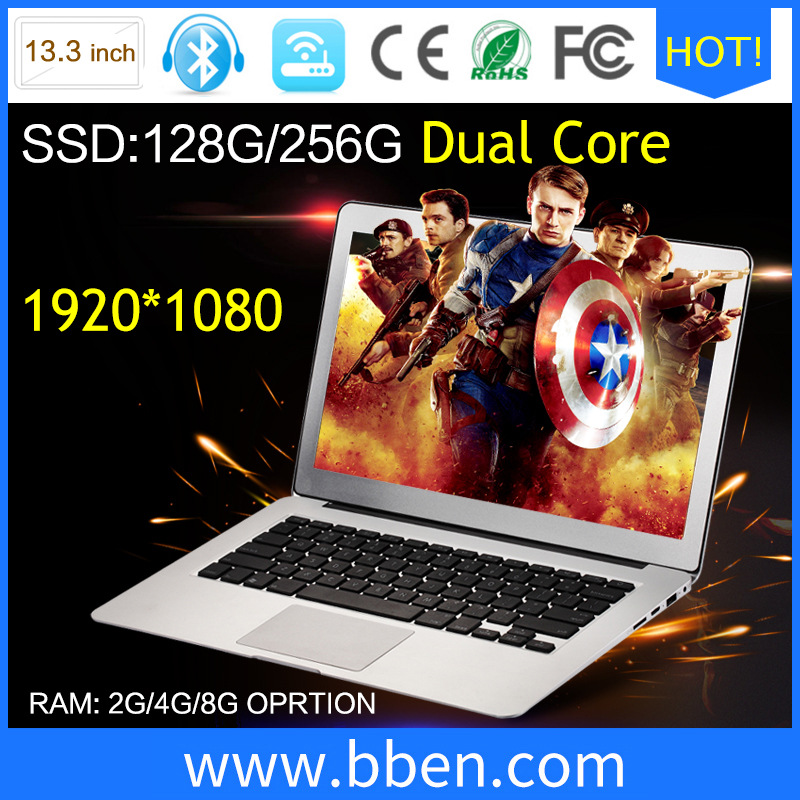 Instore notebook 13.3inch laptop win10 Intel i3/i5/i7 microsoft surface pro