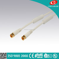 SMA male straight to SMA female straight RG58 tv antenna cable, coaxial cable