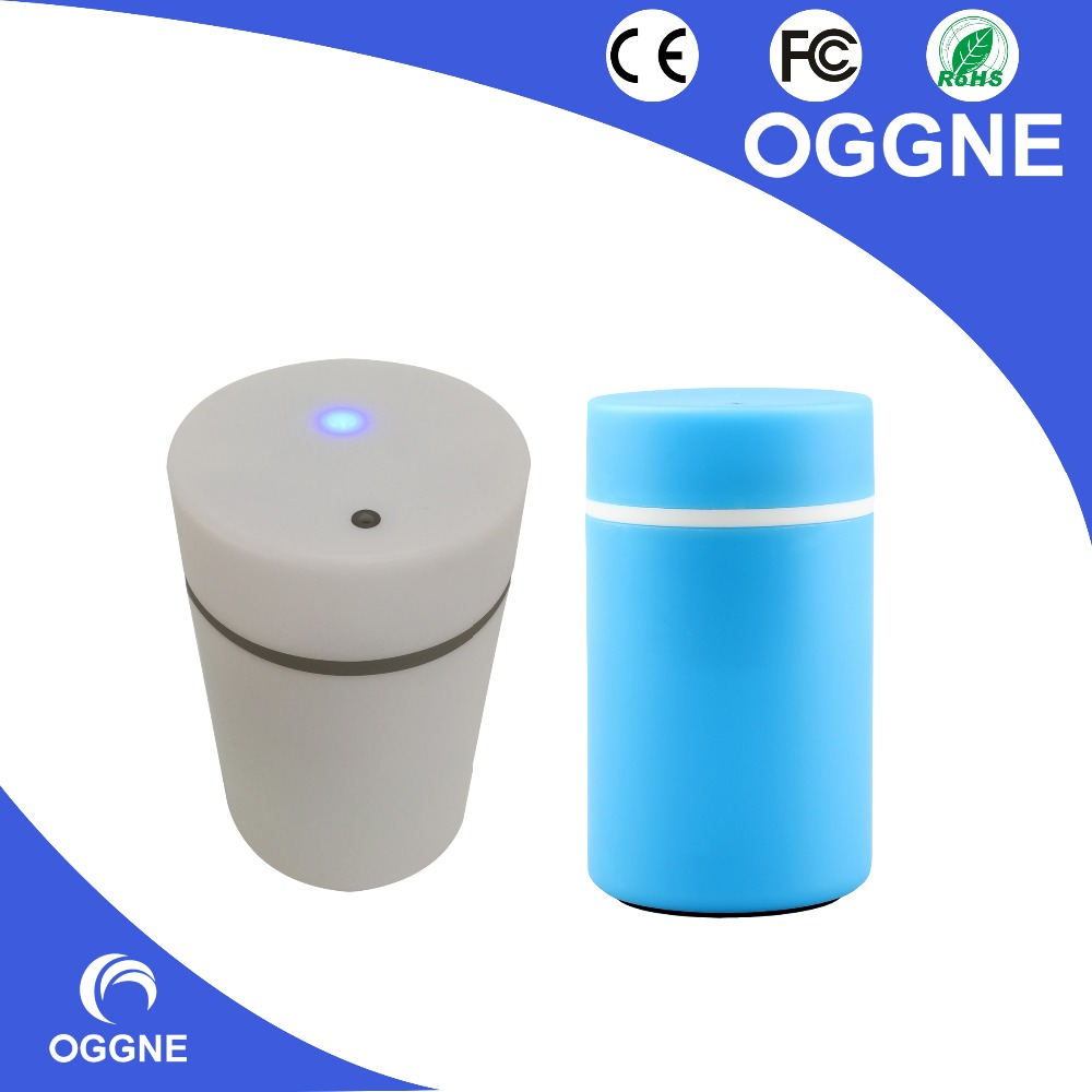 Mini design Eco-friendly essential oil fragrance neutralizer Car Air Freshener aroma diffuser Machine with USB