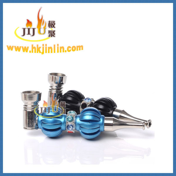 JL-406 Yiwu jiju Fashion product Smoking Accessories long stem smoking pipes