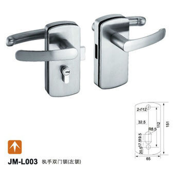 lock glass door handle for glass door lock of frameless glass door lock for glass door