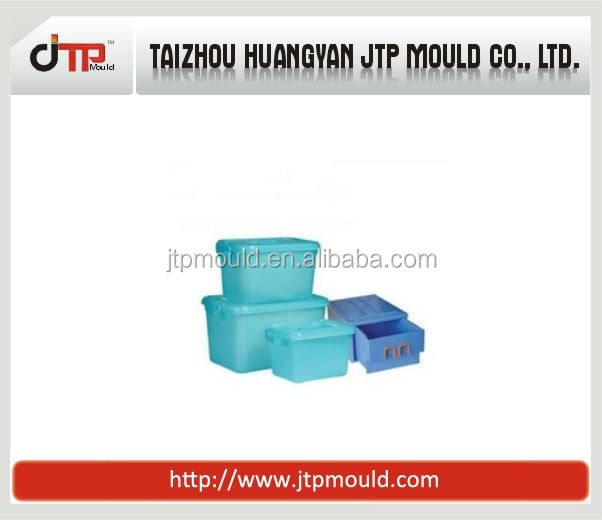 50L plastic container mould