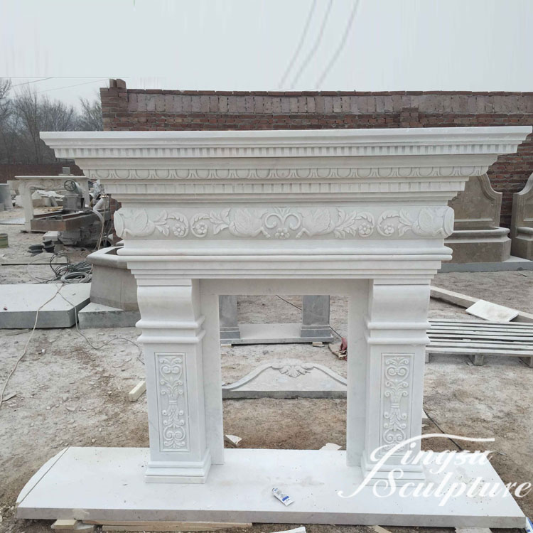 New design decorative fireplace mantles