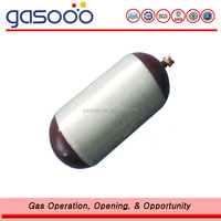 75L Composite CNG Gas Cylinder Type 2 for Car