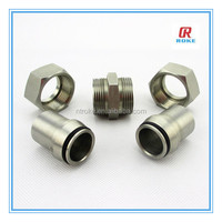 "Nantong Roke Stainless Steel 1 1/2"" Welding Union Pipe Fitting"
