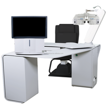China professional ophthalmic table and chair combination
