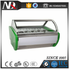 high quality Ice cream display freezer