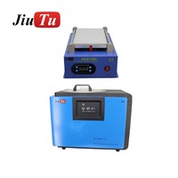 Full Set Equipment OCA Laminating Machine Bubble Remover Functions And LCD Separator With Built-in Vacuum Pump Free Gift