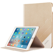 Fashionable PU+TPU 2 in 1 tablet Case For ipad air2,leather folio Shockproof Case For 9.7 inch